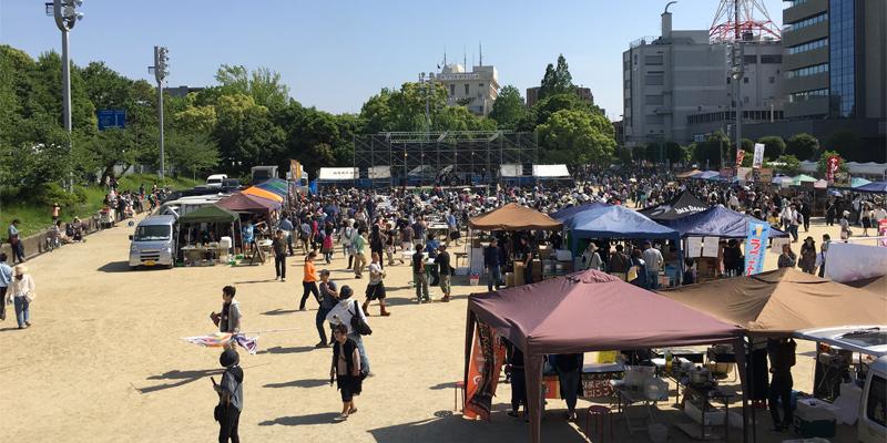 茨木音楽祭の様子
