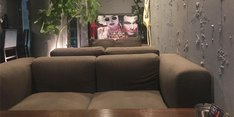 MOX(モックス)のソファー席