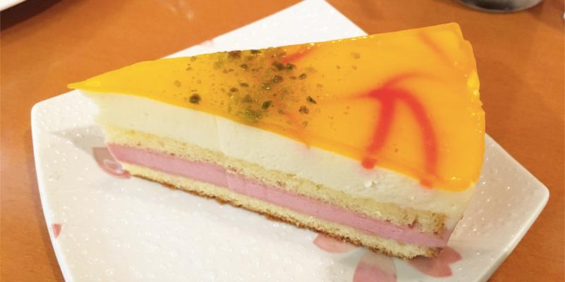 SUNSHADE(サンシェイド)の瀬戸内レモンのレアチーズケーキ