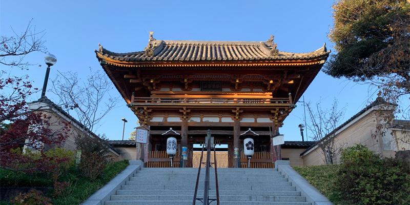 総持寺の参道
