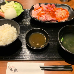 おトクなランチ!『牛兆茨木店』で食べる絶品の焼肉!!