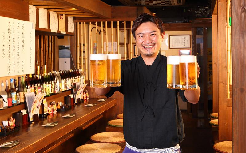 【駅から5分圏内】茨木市の駅チカでおいしい飲み屋を一挙紹介!!