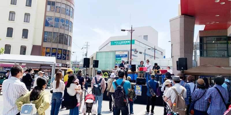 茨木駅前ステージ