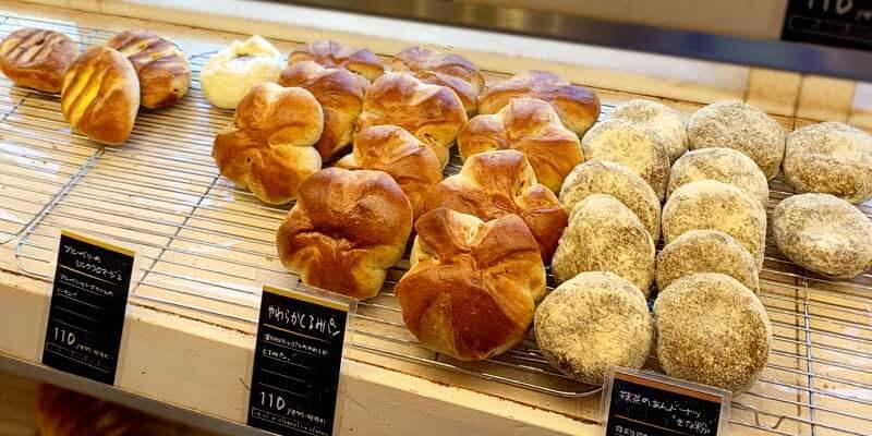 リトルストーンのパン1