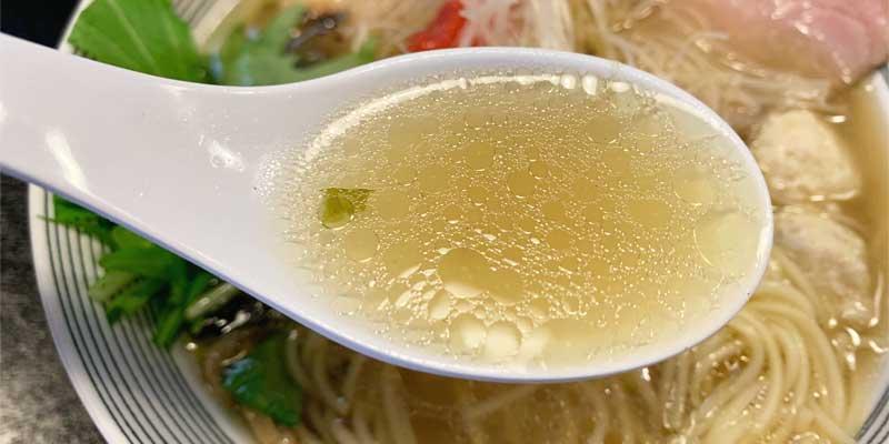 一夢庵のスープ