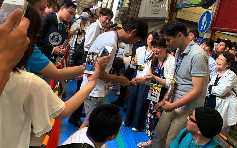 茨木市がギネス世界記録に挑戦!