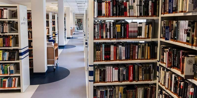 図書館と図書分室の違い