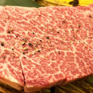焼肉hachiのシャトーブリアン