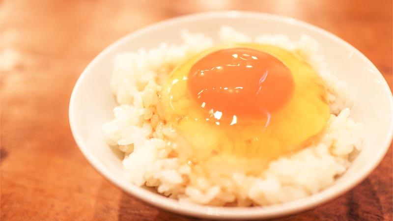 だし道楽は卵かけご飯に合う