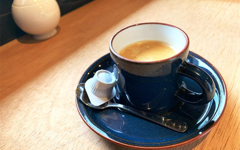 喫茶物語のホットコーヒー