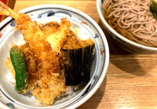 天ぷら食堂 おた福