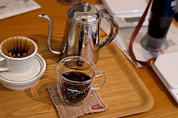 Bowlcoffee(ボールコーヒー)』のセルフドリップコーヒー