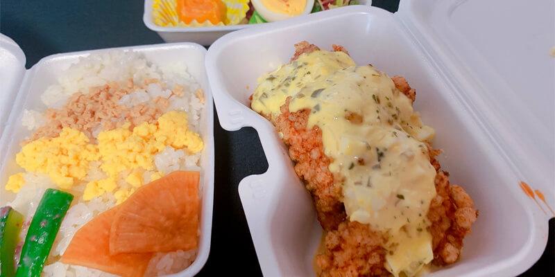 【IBAR特集】糀を使ったチキン南蛮が食べれる『糀あまざけcafeひとと』の体に優しいお弁当!
