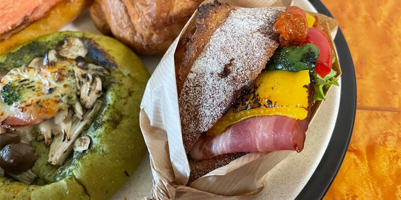 pan cuire(パンキュイール)のパン