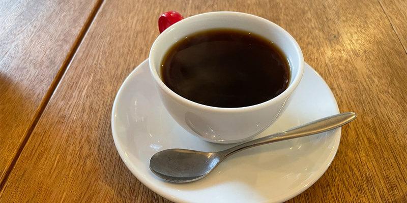 カフェ ワンシーンのコーヒー
