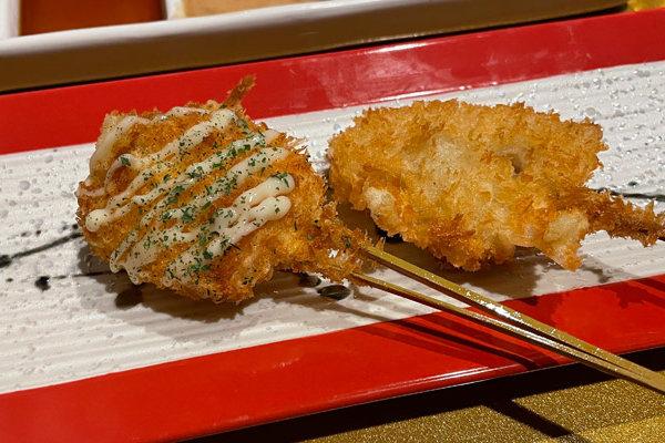 茨木市『串やでござる茨木店』で上品な串揚げを堪能!デートや接待でも使える雰囲気の良いお店