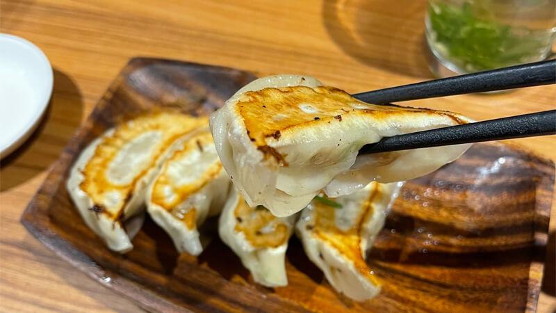 餃子バル tsutsumuの餃子