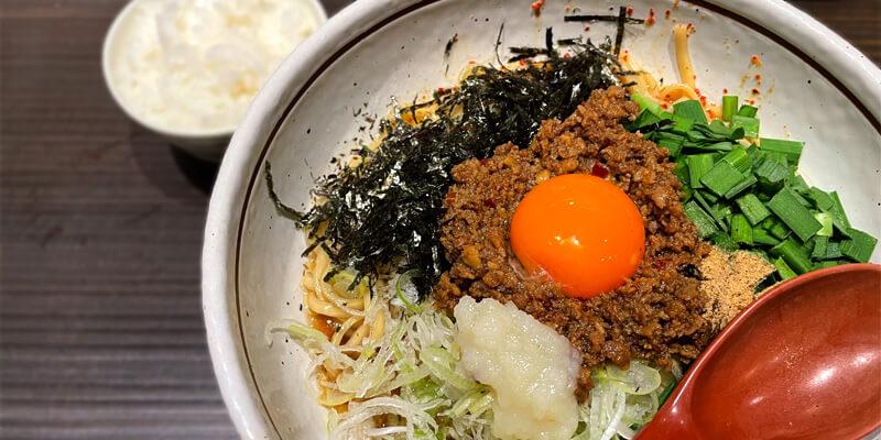 茨木で「台湾まぜそば」を食べるならここ!茨木きんせいの激ウマな台湾まぜそば