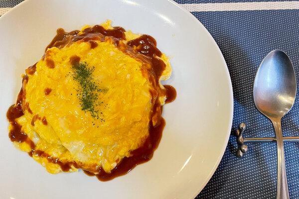 洋食dining Kiyoのオムライス