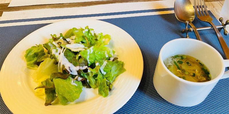 洋食dining Kiyoのランチセット