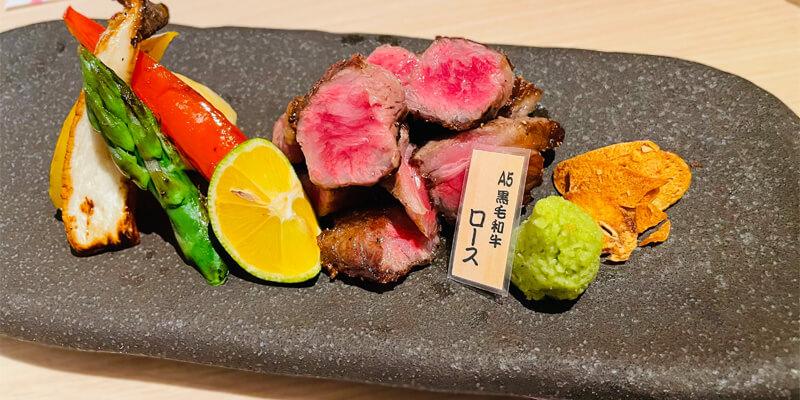 茨木市『牛と鮪EnYA(えんや)』最高ランクの和牛やマグロを使った絶品料理!接待やデートでの使用にオススメ!