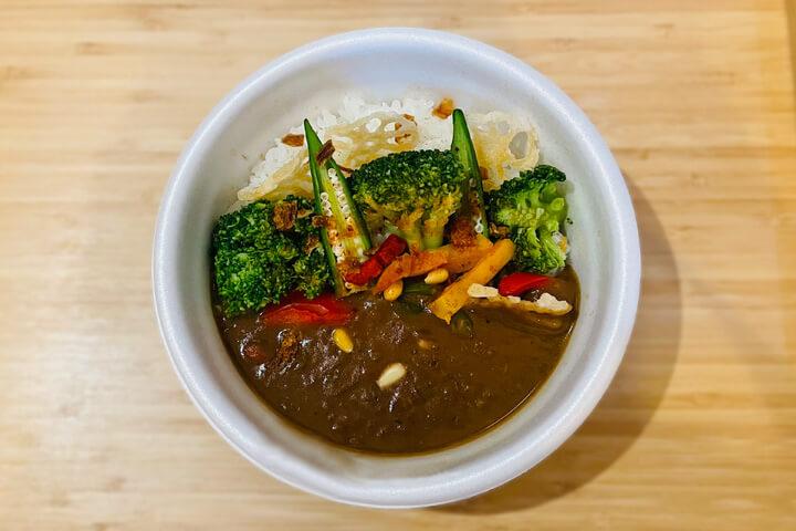 薬膳カレー神太麻 双葉町3丁目店の「薬膳カレー Herbal Curry」